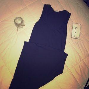 ALTERNATIVE BLACK DRESS